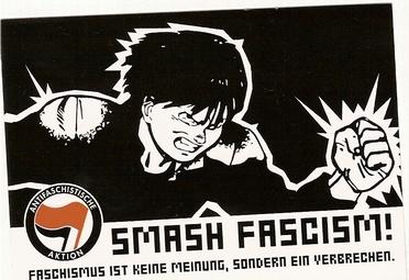 Akira Kaneda Antifa