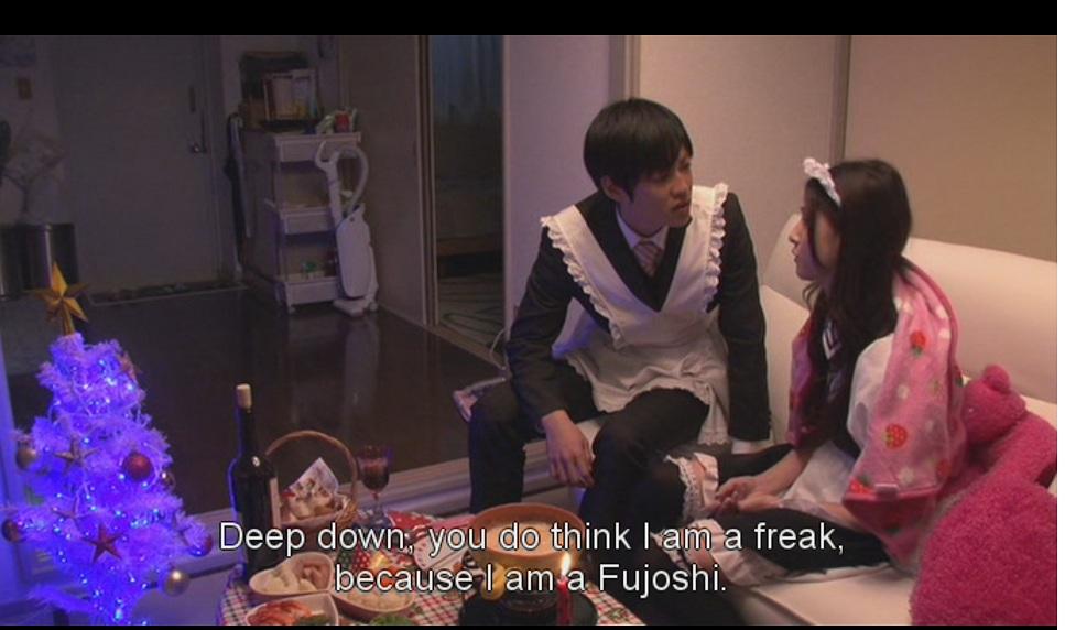 "Szene aus \""Fujoshi Kanojo\"""