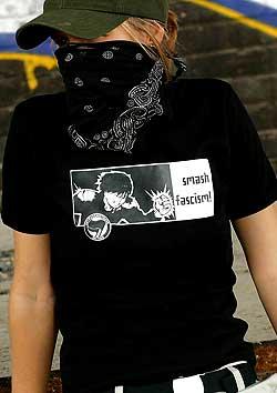 kaneda 5 t-shirt