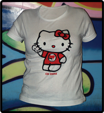 kitty antifa shirt